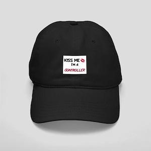 Kiss Me I'm a CONTROL ENGINEER Black Cap