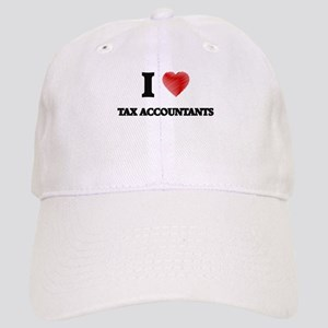 I love Tax Accountants Cap