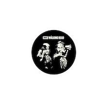 Walking Dead Saints Mini Button