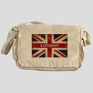 London - Union Jack Messenger Bag