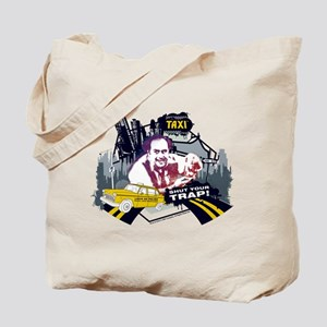 Taxi Shut Your Trap Tote Bag