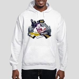 Taxi Shut Your Trap Hooded Sweatshirt
