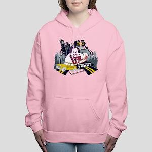 Taxi Shut Your Trap Women's Hooded Sweatshirt