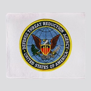 Threat Reduction Agency Throw Blanket