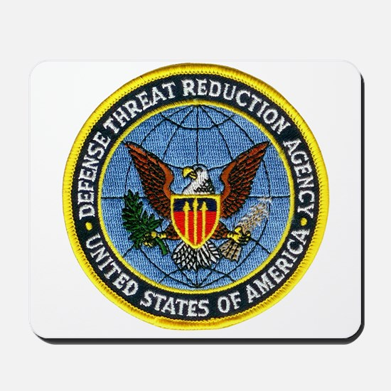 Threat Reduction Agency Mousepad