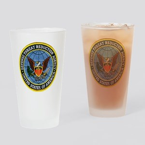 Threat Reduction Agency Drinking Glass