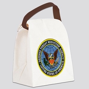 Threat Reduction Agency Canvas Lunch Bag
