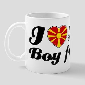 I love my Macedonian Boyfriend Mug