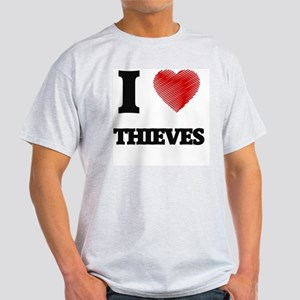 I love Thieves T-Shirt