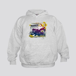 Taxi Change the Channel Kids Hoodie