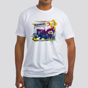 Taxi Change the Channel Fitted T-Shirt