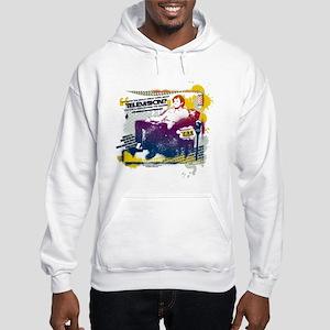 Taxi Change the Channel Hooded Sweatshirt