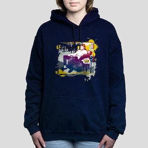 Taxi Change the Channel Women's Hooded Sweatshirt