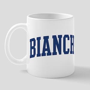 BIANCHI design (blue) Mug