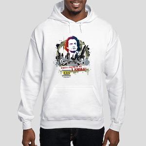 Taxi I Smile Hooded Sweatshirt