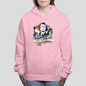 Taxi I Smile Women's Hooded Sweatshirt