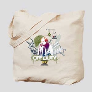 Taxi Off Duty Tote Bag