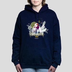 Taxi Off Duty Women's Hooded Sweatshirt