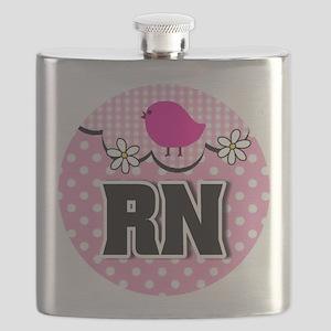 Nurse RN Birdie Flask