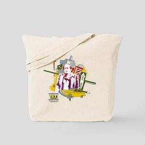 Taxi Louie De Palma Tote Bag