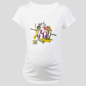 Taxi Louie De Palma Maternity T-Shirt