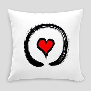 Zen Love Everyday Pillow