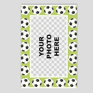 Custom Soccer Frame Postcards (Package of 8)