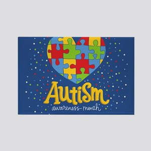 autism awareness month Magnets