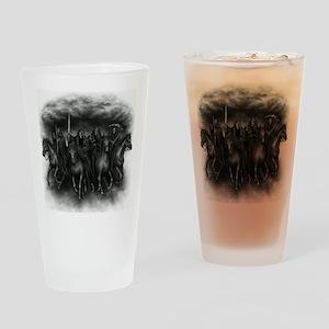 death crew Drinking Glass
