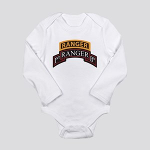 1st Ranger BN Scroll with Ran Body Suit