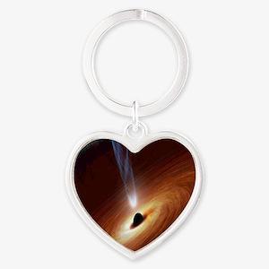 Black Hole Keychains