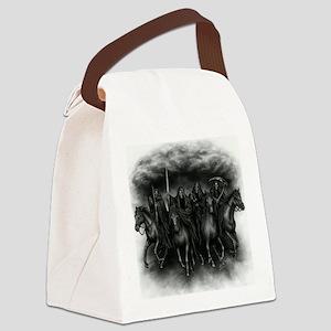 death crew Canvas Lunch Bag