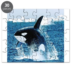 killer whale puzzles cafepress