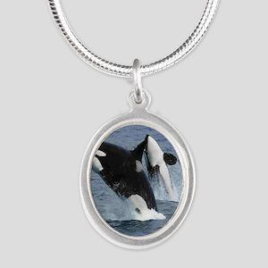 Killer Whales Necklaces