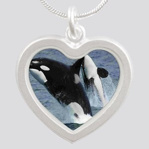 Killer Whales Necklaces