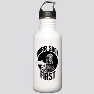 Burr Shot First Stainless Water Bottle 1.0L