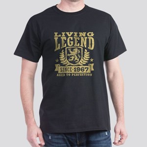 Living Legend Since 1967 Dark T-Shirt