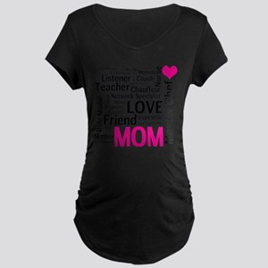 Mothers Day or Mom's Birthday Maternity T-Shirt