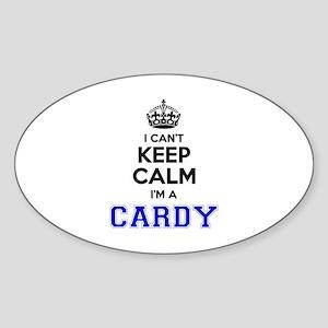 CARDY I cant keeep calm Sticker