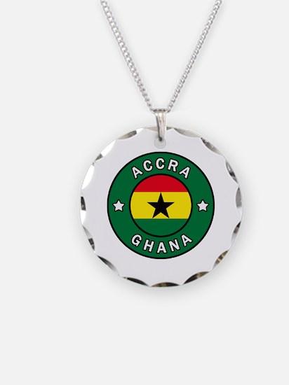 Cute Accra Necklace