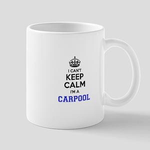 Carpool I cant keeep calm Mugs