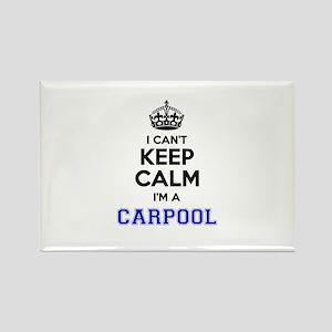 Carpool I cant keeep calm Magnets