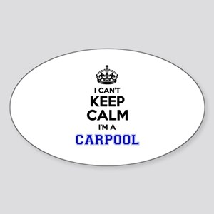 Carpool I cant keeep calm Sticker