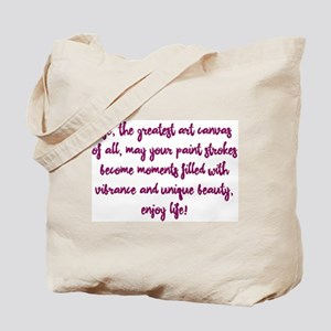 Greatest Art Canvas of All Tote Bag