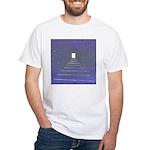 14b.twilitezone..? White T-Shirt