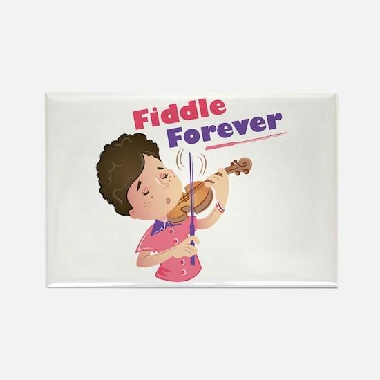 Fiddle Forever Magnets