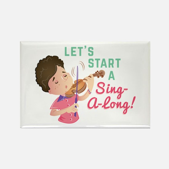 Sing-A-Long Magnets