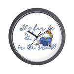 It's fun to do it.... Wall Clock