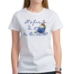 It's fun to do it.... Women's T-Shirt