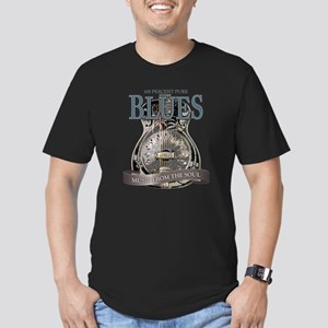 Blues Music From The Soul Vintage T-Shirt